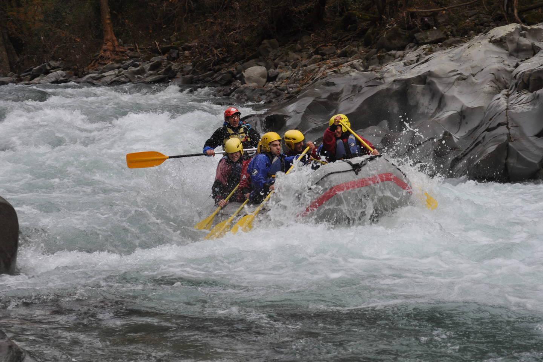 Rafting h2o sport acquatici a bagni di lucca pinandgo - Rafting bagni di lucca ...
