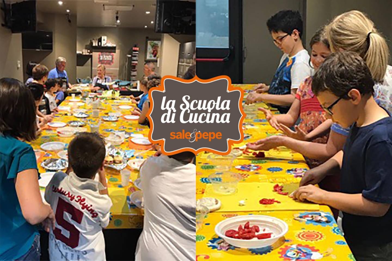 Corsi di Cucina per Bambini Sale e Pepe - Recreation Centers in ...